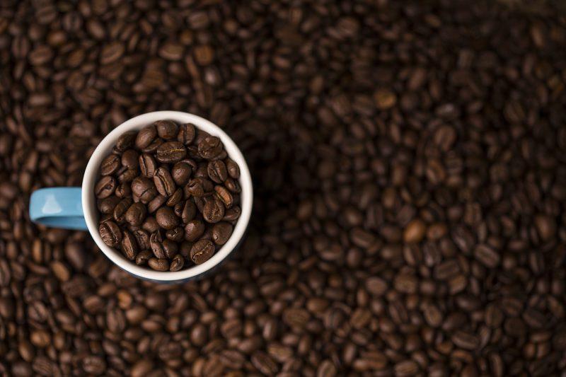 Productfoto koffiebonen